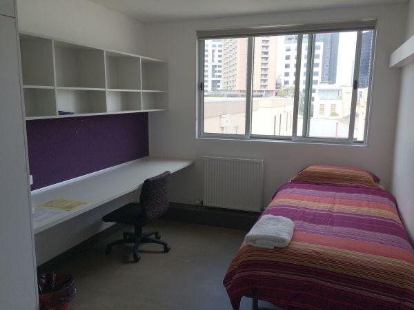 Student room photo